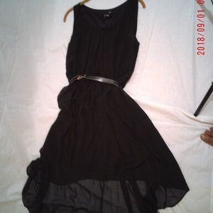 the none traditionnal little black dress